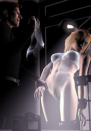 3D Bdsm Tryten - put your fingers into your pussy hole, and dig deep