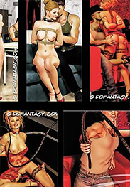 Arctoss fansadox 545 Renegade slave trade, Collector serie - Pretty little Olivia Jones is picked off the street and sold into sexual slavery