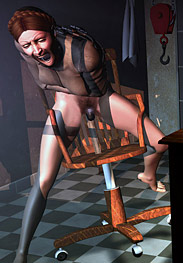 3D Bdsm Tryten - maybe we should cut this visit short