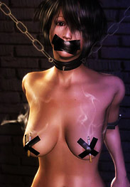 The art of Arcas - Wanted to feel their fingers on her clit by Arcas 2015
