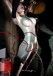 3D Bdsm Tryten - it's a just and righteous punishment for such a whoring sinner like you