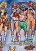 Sultans new wives - All of the white western girls had pierced nipples and cunts by Aries