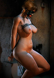The art of Arcas - He was tied up and about to watch her get fucked yet again by Arcas 2015